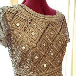 1920's Inspired Evening Dress